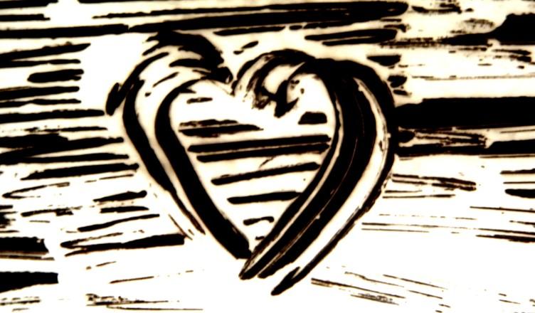 Coração: entre tristezas e alegrias