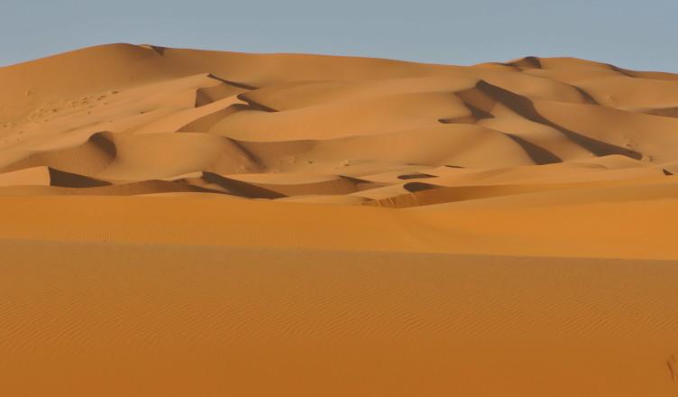 Lições no deserto