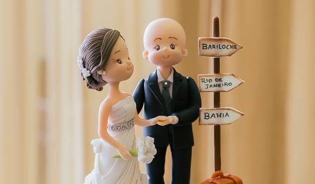 """""""Eu precisava casar..."""""""