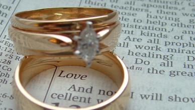 Nem todo amor serve para o casamento