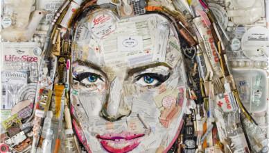 arte com lixo