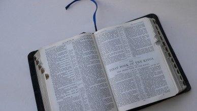 coisas que a bíblia não resolve