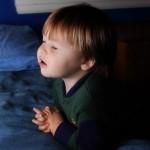 Aprendendo com uma criança sobre oração
