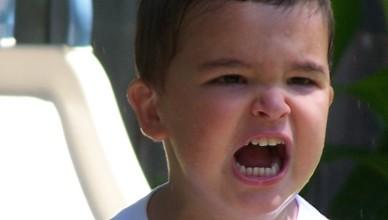 meu filho não gosta de cumprimentar